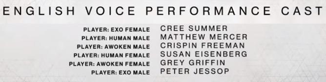 voice performance destiny 2